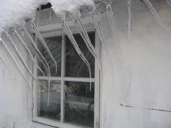 istappar för fönster